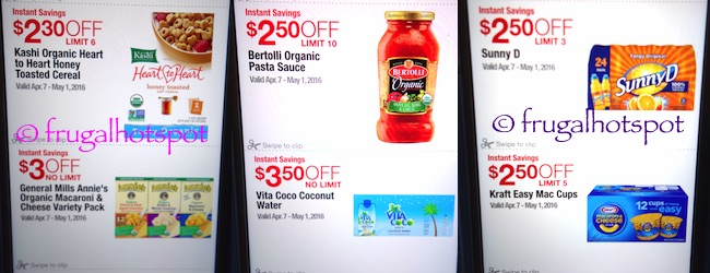 Costco Coupon Book: April 7, 2016 - May 1, 2016. Prices Listed.   Frugal Hotspot P. 18