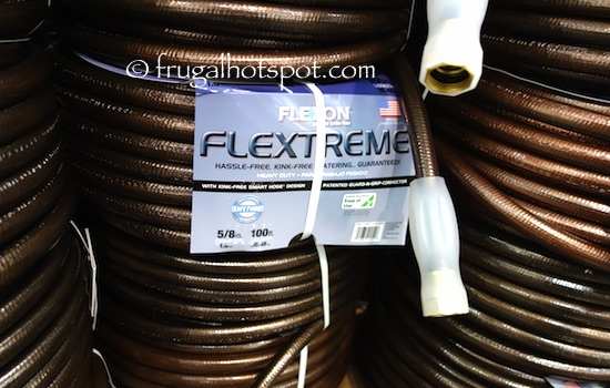 Flexon 100' Flextreme Commercial Hose with Guard and Grip Costco | Frugal Hotspot