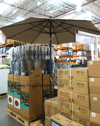 Proshade 9' Market Umbrella Costco