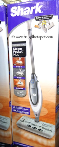 Shark Professional Steam Pocket Mop Costco | Frugal Hotspot