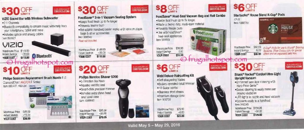 Sonicare coupons december 2018