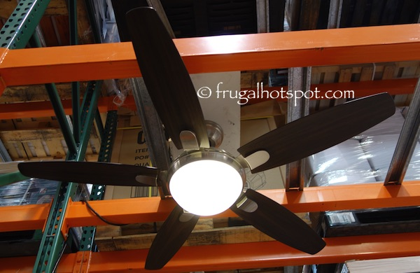 Costco sale hunter contempo 54 ceiling fan 9999 frugal hotspot hunter contempo 54 ceiling fan costco frugal hotspot mozeypictures Choice Image
