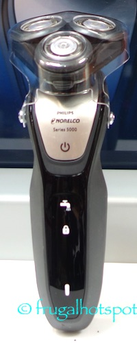 Norelco Shaver 5200 with Aquatec Costco | Frugal Hotspot