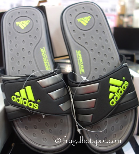 Adidas Men's Adissage Slides Costco | Frugal Hotspot