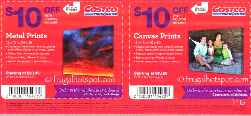 Costco Coupon Book: June 9, 2016 - July 3, 2016. Page 16. | Frugal Hotspot