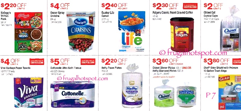 Costco Coupon Book: June 9, 2016 - July 3, 2016. Page 7. | Frugal Hotspot