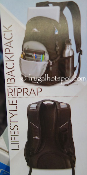High Sierra RipRap Lifestyle Backpack Costco | Frugal Hotspot
