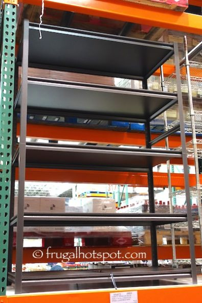 Whalen 5-Shelf Storage Rack at Costco