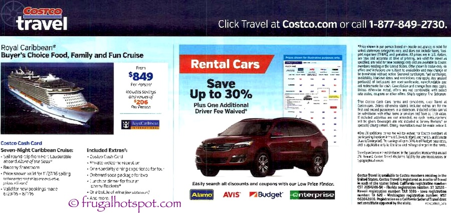 Costco Coupon Book: July 7, 2016 - July 31, 2016. Prices Listed. Page 16 | Frugal Hotspot