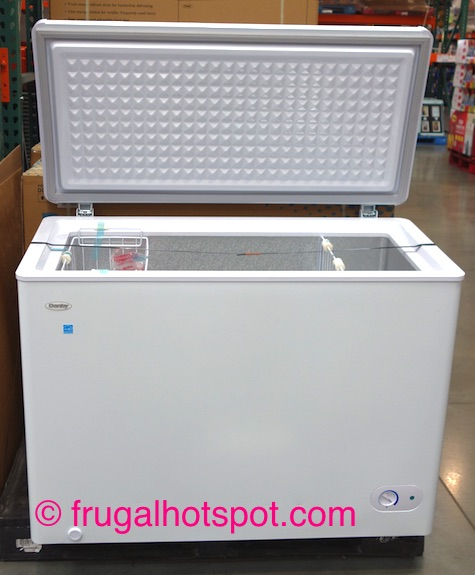 Danby 7.1 Cu Ft Chest Freezer Model #DCF071A3WDB Costco | Frugal Hotspot