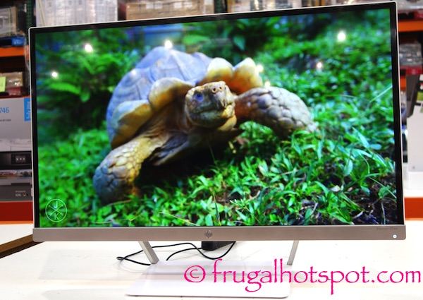 HP 27xw IPS LED Backlit Monitor Costco | Frugal Hotspot