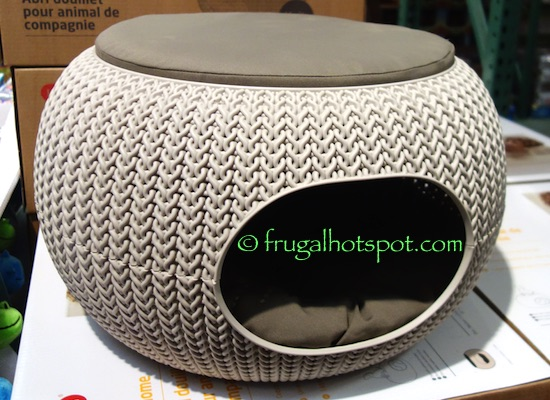 Keter Cozy Pet Home Costco | Frugal Hotspot