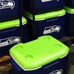 Costco: Coleman 60-Quart Wheeled Cooler Seahawks $39.99