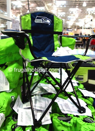 Jarden NFL Youth Quad Chair Seahawks Costco | Frugal Hotspot