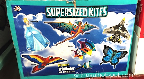X-Kites Deluxe Triwinder Supersized Kites Costco | Frugal Hotspot