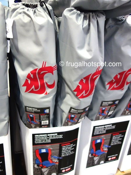 Jarden Oversized High-Back Chair (Washington State University Cougars) Costco | Frugal Hotspot