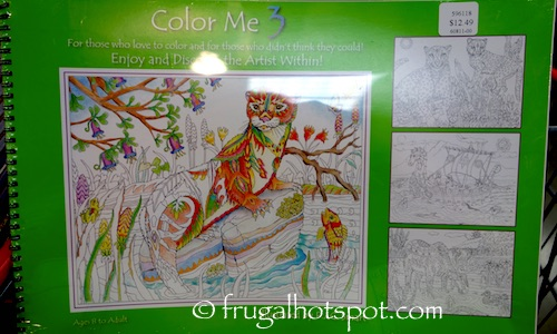 Color Me 3 by Pamela Smart Costco | Frugal Hotspot