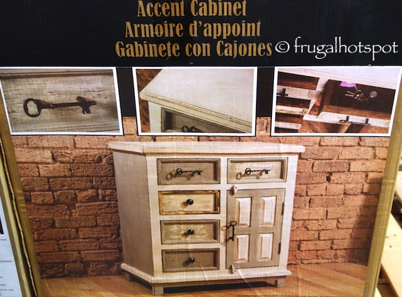 Hillsdale Furniture Accent Cabinet Costco | Frugal Hotspot
