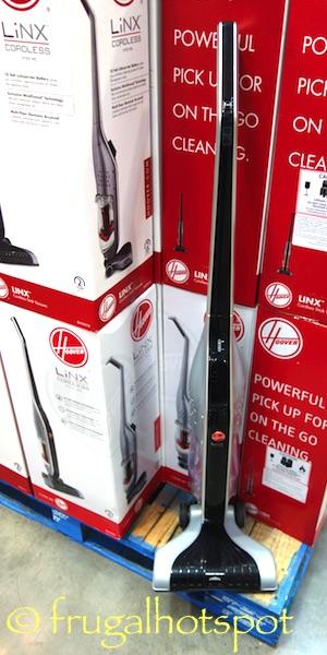 Hoover Linx Cordless Stick Vac Costco | Frugal Hotspot