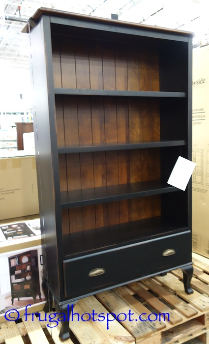 Costco: Martin Furniture 2-Tone Bookcase $289.99