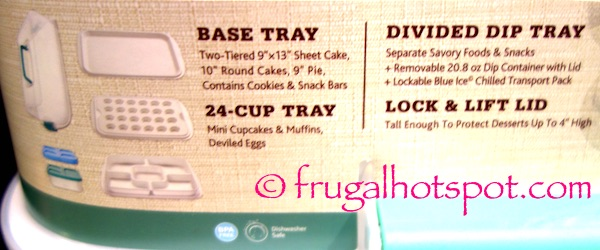 Rubbermaid The Ultimate Party Serving Kit Costco | Frugal Hotspot