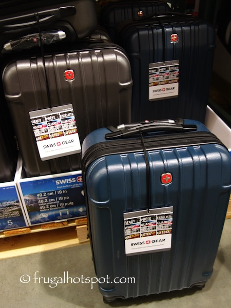 "Swiss Gear 20"" Hardside Carry-on Costco 