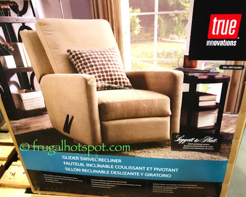 True Innovations Glider Swivel Recliner Costco | Frugal Hotspot
