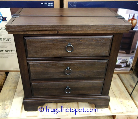 Virginia House Night Stand Costco | Frugal Hotspot