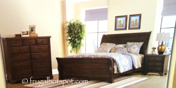 Virginia House Queen Bed Costco | Frugal Hotspot