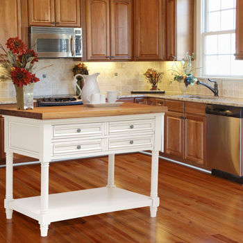 "Park Slope 45"" Kitchen Island"