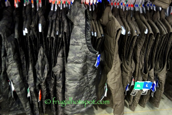 32 Degrees Men's Packable Down Vest Costco | Frugal Hotspot