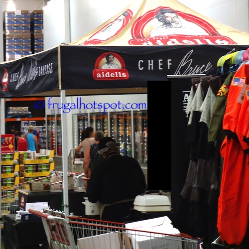 Aidells Sausage Costco Roadshow