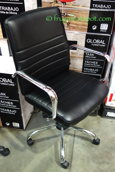 costco sale global furniture task office chair frugal