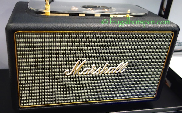 Marshall Acton Bluetooth Speaker Costco Frugal Hotspot