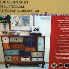 Costco: Stein World MultiColor Accent Chest $349.99
