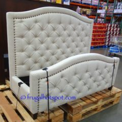 Costco: Pulaski Furniture Queen Upholstered Bed $499.99