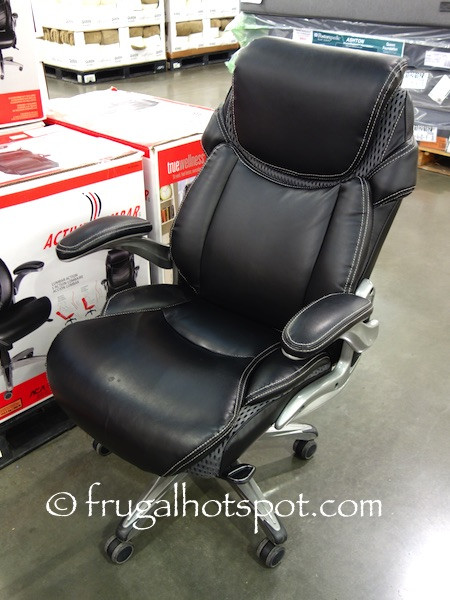 True Innovations Wellness Active Lumbar Chair Costco Frugal Hotspot