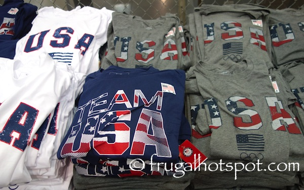 Men's Olympic T-Shirt Costco | Frugal Hotspot