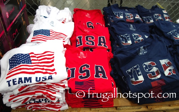 Women's Olympic T-Shirt Costco | Frugal Hotspot