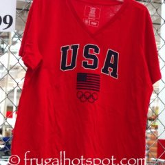Costco Clearance: Olympic Tee $9.97