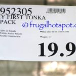 My First Tonka 2-Pack Costco Price | Frugal Hotspot