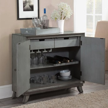 Astrid Chest by Bassett Mirror Company Costco