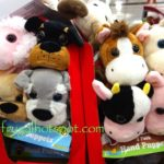 KellyToy Animal Hand Puppets 4-Pack Costco | Frugal Hotspot