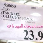 Lego Star Wars Super Pack 3-in-1 Series 3 Microfighters Costco Price | Frugal Hotspot