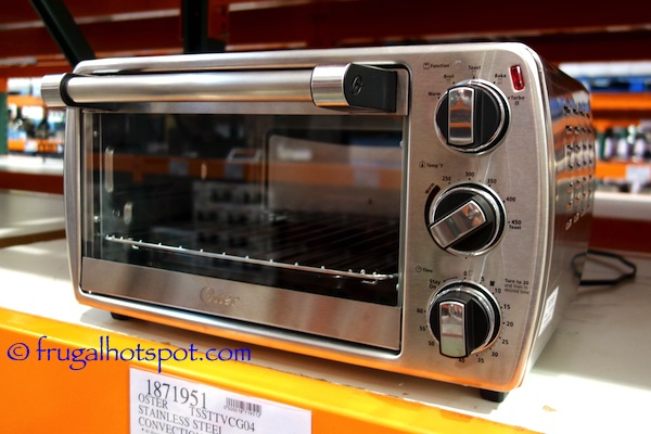 Costco Sale Oster Convection Countertop Oven 39 99