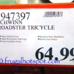 Schwinn Roadster Tricycle Costco Price | Frugal Hotspot