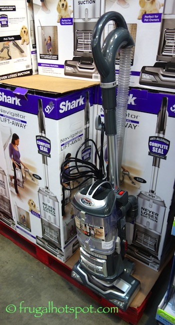 Shark Navigator Professional Lift-Away Upright Vacuum Costco | Frugal Hotspot