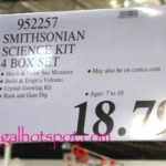 Smithsonian Science Kit 4-Box Set Costco Price | Frugal Hotspot