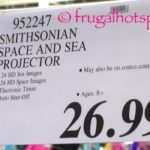 Smithsonian Space and Sea Projector Costco Price | Frugal Hotspot