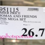 Fisher Price Thomas and Friends Minis Mega Set Costco Price | Frugal Hotspot